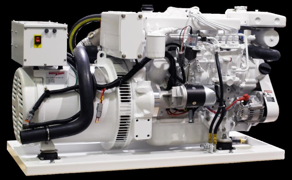 marine generator repair